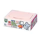 寵物家族-日本Marukan-兔子專用天然潔膚巾 60枚 MK-MR-189
