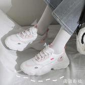 運動女鞋 秋季爆款百搭軟妹運動鞋女ins2019新款韓版休閒顯腳小鞋潮LY361 『美鞋公社』