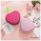 Catworld 草莓派對隱形胸罩收納盒【18003341】‧F*特價