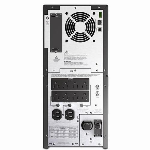 ◤全新品 含稅 免運費◢ 艾比希 APC Smart-UPS 3000VA LCD 120V 在線互動式不斷電系統 UPS  (SMT3000TW)