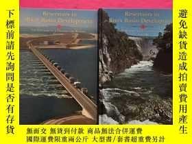 二手書博民逛書店Reservoirs罕見in River Basin Development 1+2Y234641 看圖 看圖