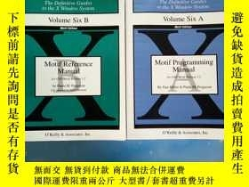 二手書博民逛書店Motif罕見Programming Manual Motif
