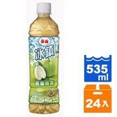泰山 冰鎮 芭樂綠茶 535ml (24入)/箱