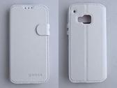 gamax HTC One(M9)/One M9(s)/M9s 磁扣側翻手機保護皮套 側立 內TPU軟殼 商務二代系列