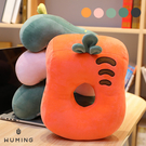可愛造型 絨毛 午睡枕 趴枕 枕頭 枕墊 腰墊 背墊 可拆洗 透氣 交換禮物 午休 『無名』 P11108