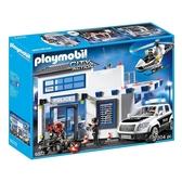 playmobil 警察 警察局_PM09372