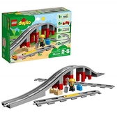 LEGO 樂高 DUPLO Train Bridge and Tracks 10872 Building Blocks (26 Piece)