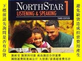 二手書博民逛書店Northstar罕見Listening & Speaking 1 Domestic W o Mel (elt C