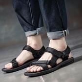 夏季新款軟底涼鞋男士沙灘鞋男式