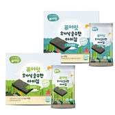韓國 銳寶 Naebro 寶寶海苔 10包入 無調味海苔片 無加鹽 海苔 拌飯料 副食品 1813