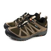 Moonstar Shut-Dry 運動鞋 健走鞋 深卡其 防水 透氣 男鞋 SUSDM013 no282