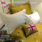 『暢遊英國』床罩組/6*6.2尺【御芙專櫃】七件套60支高觸感絲光棉*╮☆共3色/雙人加大