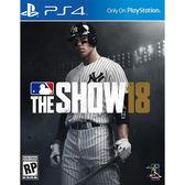 [哈GAME族]免運費 可刷卡●限時降價●PS4 美國職棒大聯盟 18 MLB THE SHOW 18 英文一般版 英文版