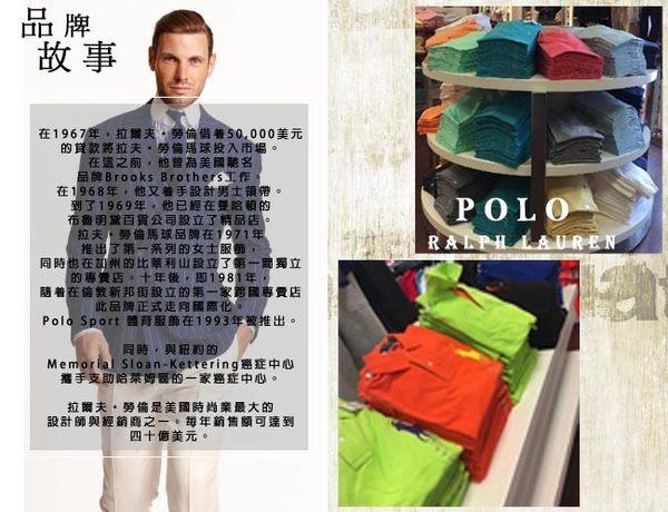 Ralph Lauren男士休閒外套經典款-藍白【現貨在台 24HR出貨】