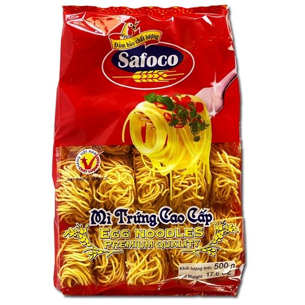 越南 SAFOCO雞蛋麵-500g/包