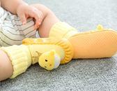 現貨 嬰兒學步鞋襪地板襪純棉加厚保暖防滑軟底【聚寶屋】
