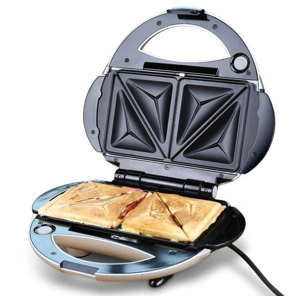 三明治機華夫餅機家用迷你早餐機多功能鬆餅機可麗餅機小型烤三明治機 小明同學NMS 220v