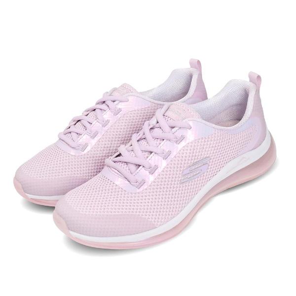 Skechers 慢跑鞋 Skech-Air Element 2.0 粉紅 粉紫 白 氣墊 女鞋 運動鞋 【PUMP306】 149164LAV