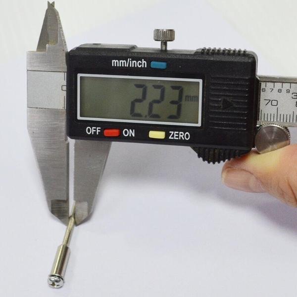 【O512B】夾柄2.34MM-大頭 砂紙夾 接桿 切片夾 電動刻磨機用砂輪夾具 EZGO商城