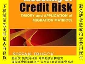 二手書博民逛書店Rating罕見Based Modeling Of Credit Risk: Theory And Applica