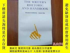 二手書博民逛書店《the罕見writer s rhetoric and hand