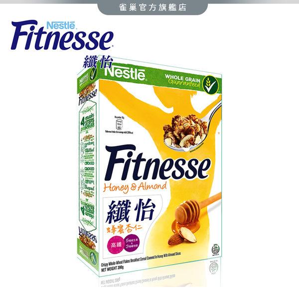 纖怡 FITNESSE 蜂蜜杏仁榖類早餐 390g