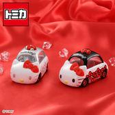 【震撼精品百貨】 TOMICA多美~Sanrio HELLO KITTY 45週年限量小汽車#13389