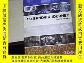 二手書博民逛書店The罕見SANDVIK JOURNEY The first 1