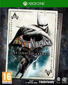 X1 蝙蝠俠:重返阿卡漢(英文版)