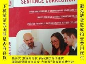 二手書博民逛書店GMAT罕見(8) Sentence Correction(有筆