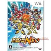 Wii WiiU 超級機器人大戰 NEO -日文純日版- Super Robot War SRW
