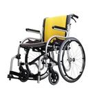 【輪椅B款】康揚 鋁合金手動輪椅(未滅菌) 星鑽2代 KM-1514【杏一】