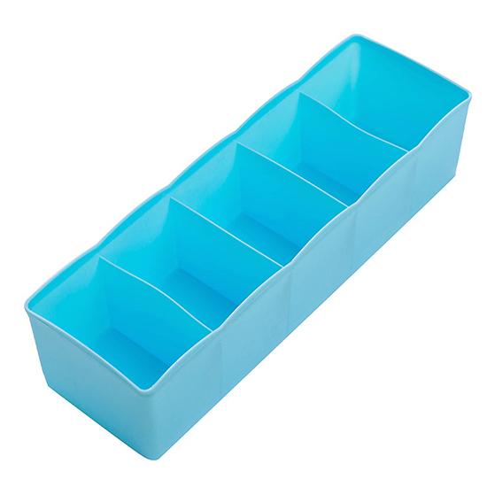 無洞 收納盒 置物盒儲物盒 可疊加 抽屜式 襪子 收納 櫥櫃 抽屜 格分類整理盒 【A001-4】MY COLOR