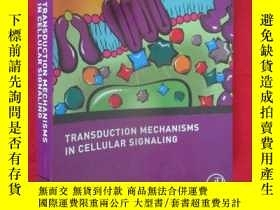 二手書博民逛書店Transduction罕見Mechanisms in Cell