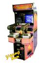 SEGA 異型3 ALIEN 3 THE GUN 遊戲機 絕版機種 射擊遊戲 雙人射擊機 大型遊戲機 活動租賃 寄檯買賣.