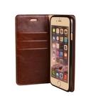 蘋果8p7手機殼6s翻蓋式皮套iphone6plus保護套全包防摔商務男 降價兩天