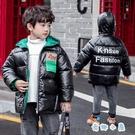 兒童羽絨棉服男棉衣寶寶冬裝加厚棉襖外套【奇趣小屋】