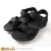 男運動鞋 輕量緩震水陸兩用運動涼鞋 魔法Baby