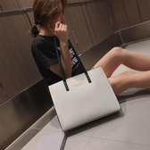 托特包-單肩包包女包新款2020韓版學生百搭手提包簡約女士大容量PU托特包