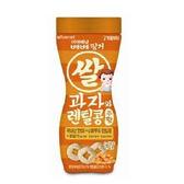 ivenet 愛唯一泡芙米餅(30g)柑橘口味 7M+