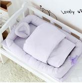 嬰兒床中床新生兒小床便攜嬰兒安撫床哄睡