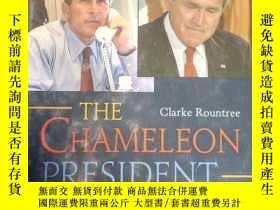 二手書博民逛書店The罕見Chameleon PresidentY15389 R