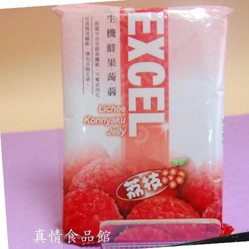 荔枝鮮果蒟蒻170g