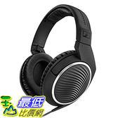 [美國直購] Sennheiser HD 461i (HD 461 ios專用) 耳罩式 耳機 麥克風 Headset with Inline Mic and 3 Button Control