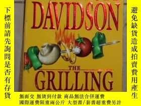 二手書博民逛書店英文原版罕見The Grilling Season by Dia