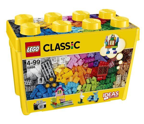 【小福部屋】日本 LEGO 樂高 10698 積木 大型創意拼砌盒 790pcs 【新品上架】