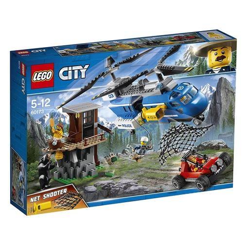 LEGO 樂高 City Mountain Arrest 60173 (303 Piece)