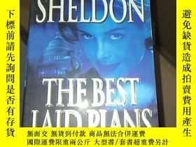 二手書博民逛書店英文原版罕見The Best Laid Plans by Sidney Sheldon 著Y178454 見圖