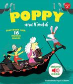 Poppy And Vivaldi 帕可愛韋瓦第 精裝音效書