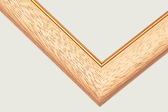 1000P專用方框(原木色金線)  /49*72cm/BEVERLY/木框/日本進口